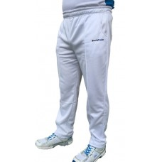 Sports Trousers (Unisex) (White)