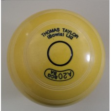 Taylor Standard Crown Green Jack (Yellow)