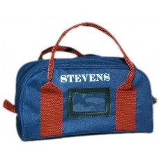 Stevens 2 Bowl Zipped Bag