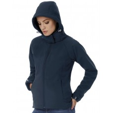 Women's Hooded Softshell