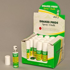 Drakes Pride Aerosol Chalk Spray (x20 cans)